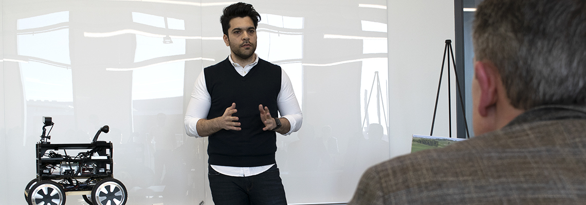 Winners announced for 2020 engineering pitch competition